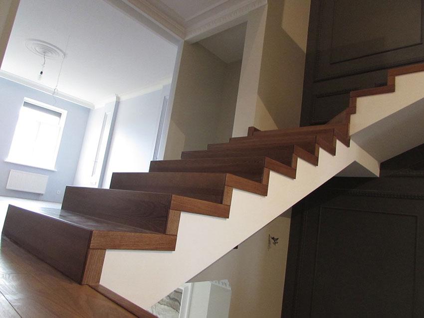 Деревянные лестницы для дома. Фото лестницы в доме