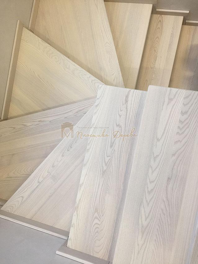 Обшивка ступеней деревом (фото 3)