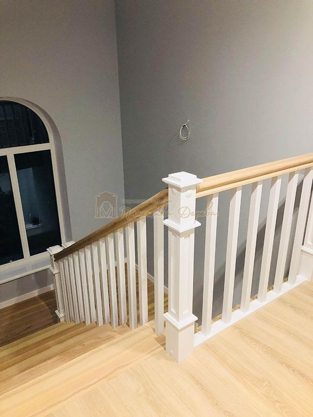 Лестница в Американском стиле (фото 6)