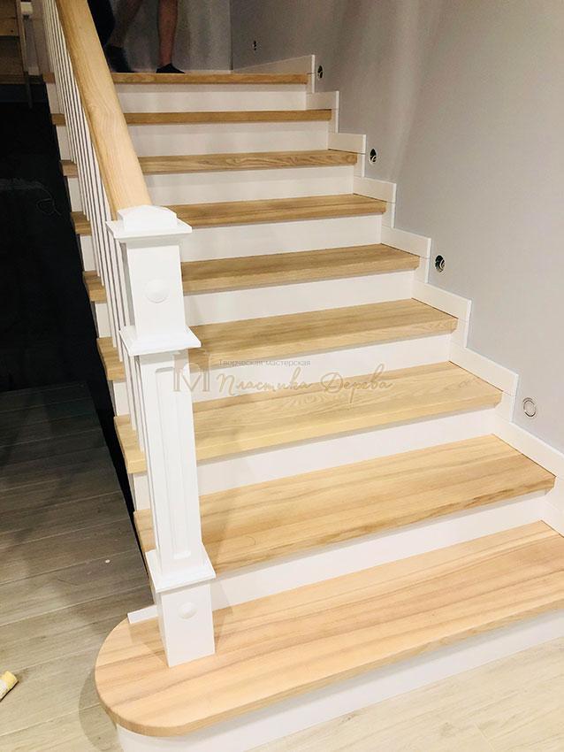 Лестница в Американском стиле (фото 9)