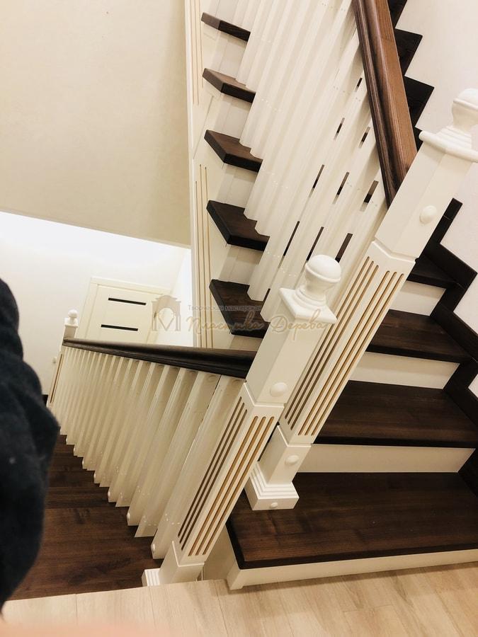 Лестница с патиной (фото 1)