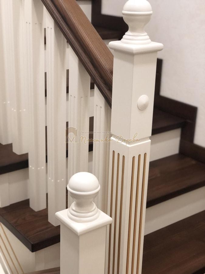 Лестница с патиной (фото 4)