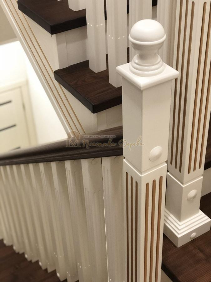 Лестница с патиной (фото 5)