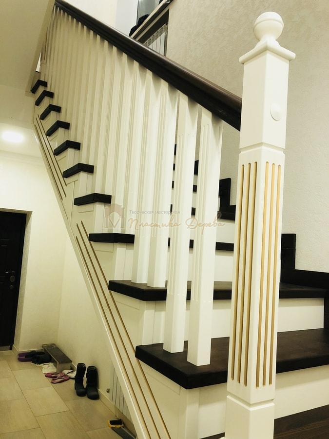 Лестница с патиной (фото 11)