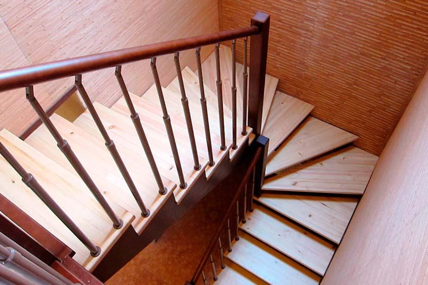 Забіжні сходи (фото)