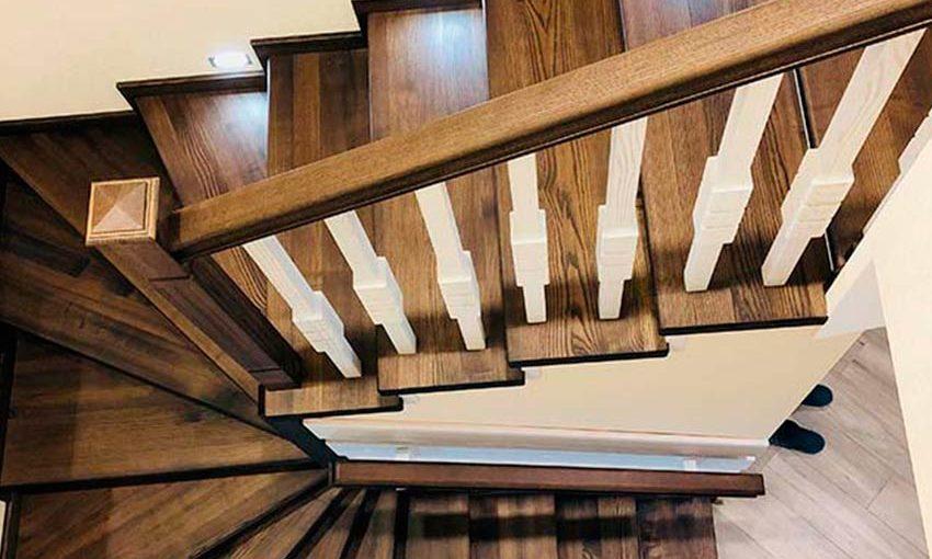 Лестница «Наталья» (фото)
