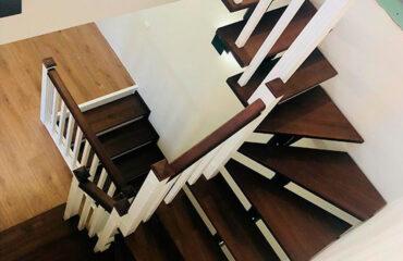Лестницы под заказ: Лестница «Бавария»
